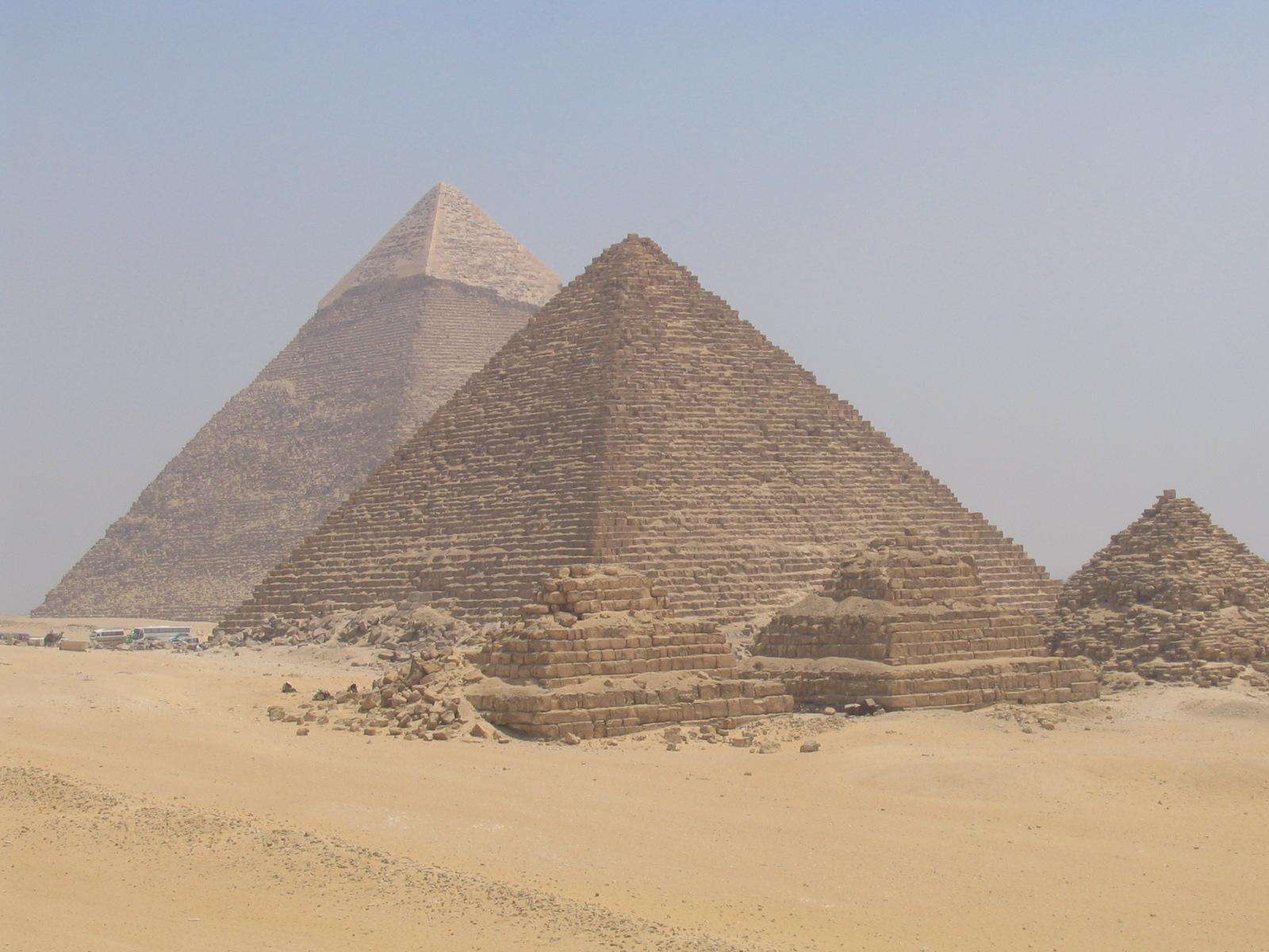 The Pyramids, I believe