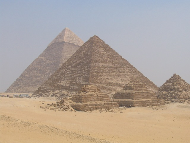 The Pyramids, I believe