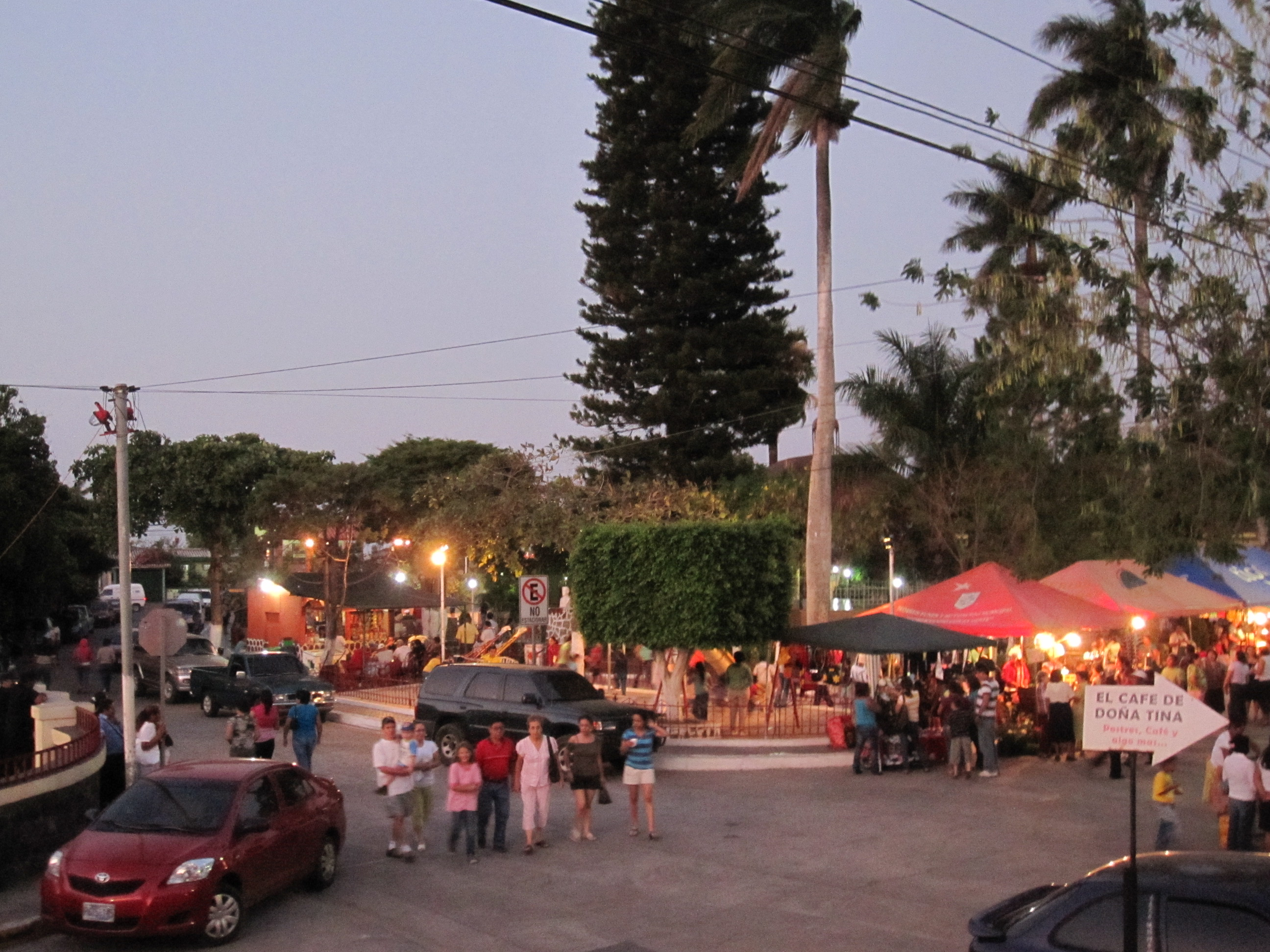 Semana Santa celebrations, Alegria