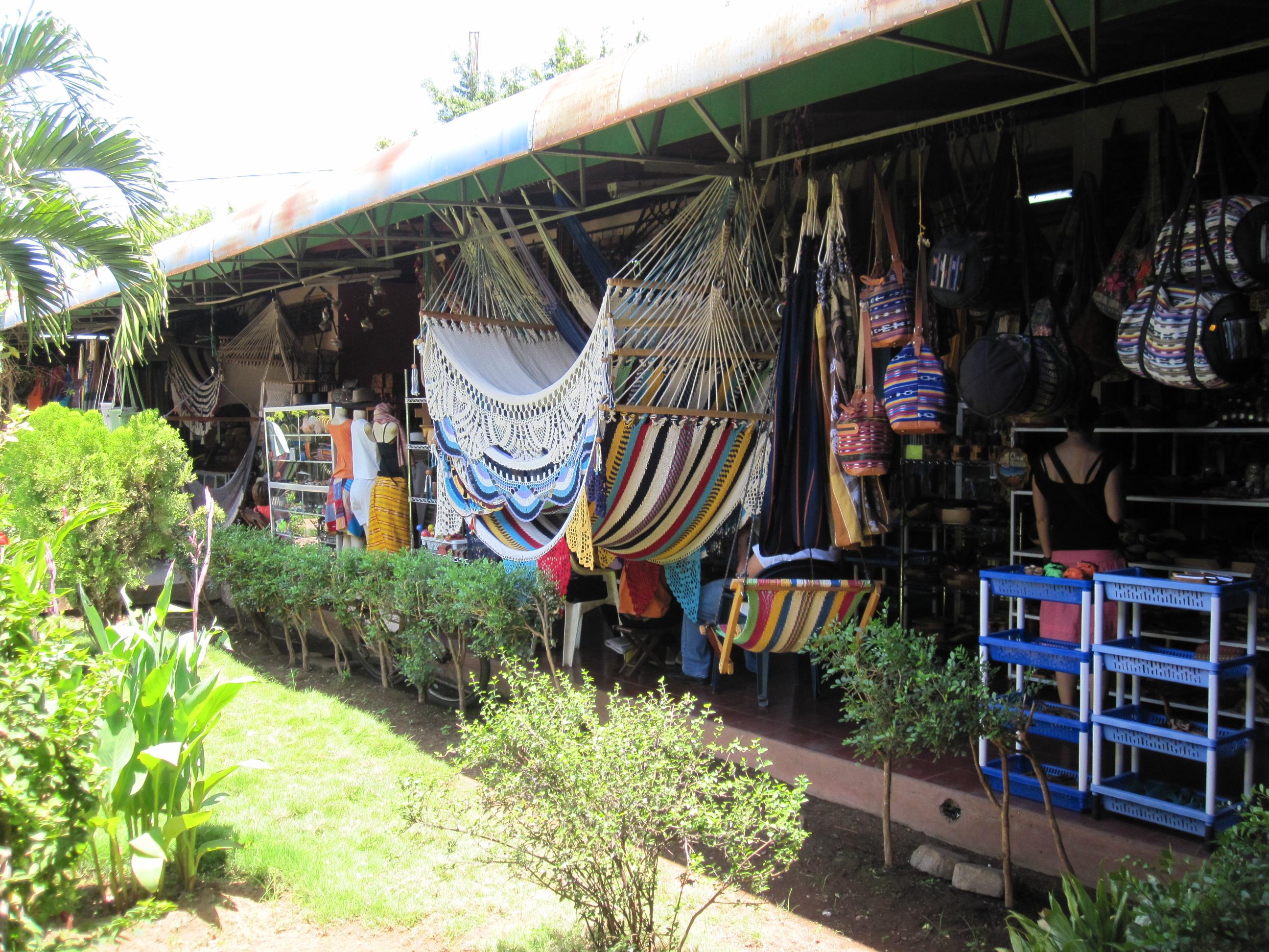 Shopping in Masaya