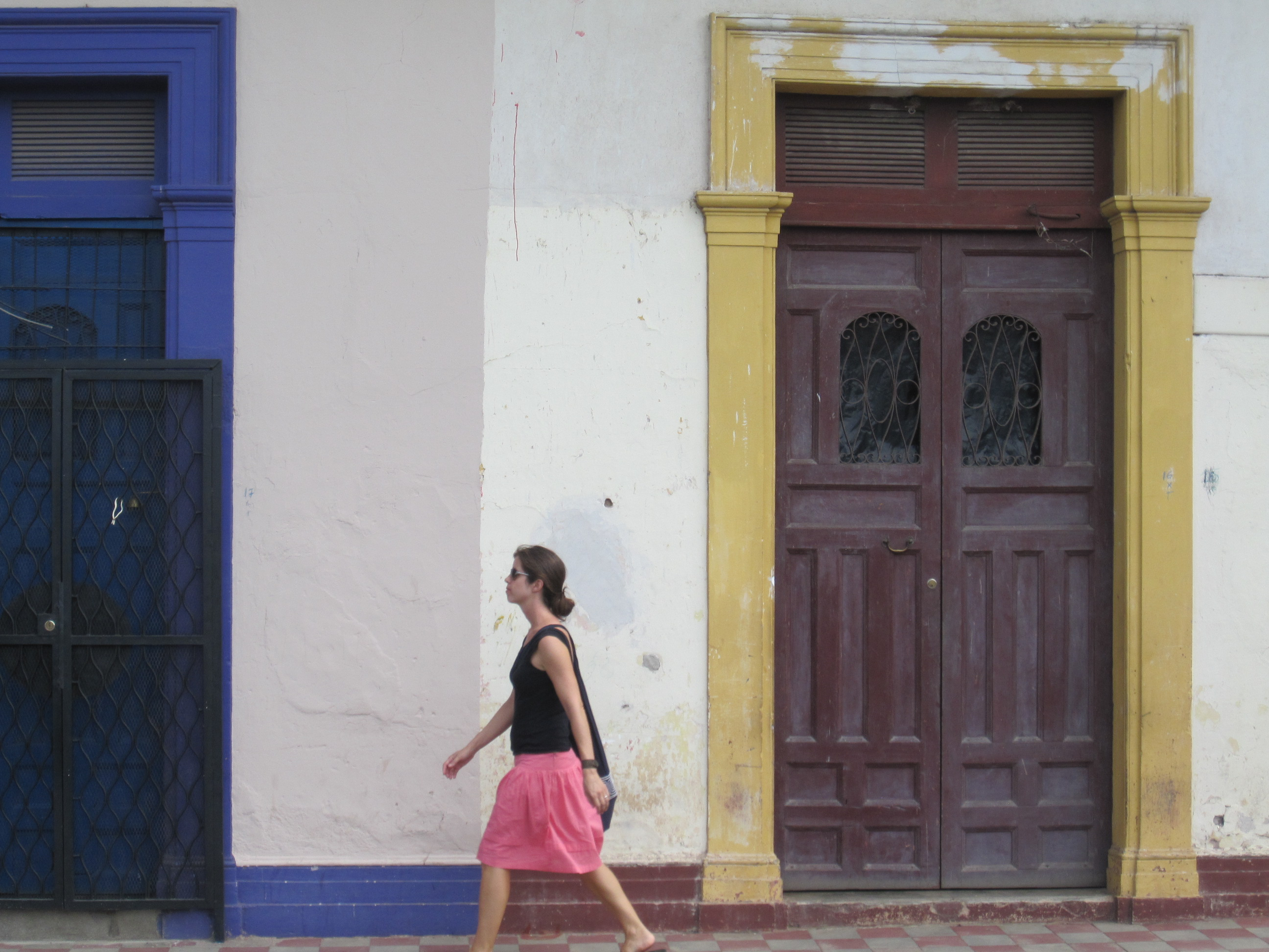 The Mean Streets of Granada