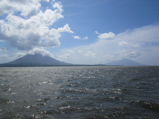 Ometepe from afar
