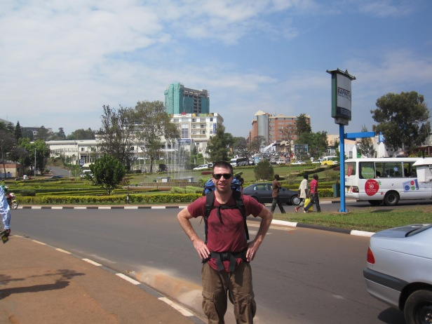 Welcome to Kigali!
