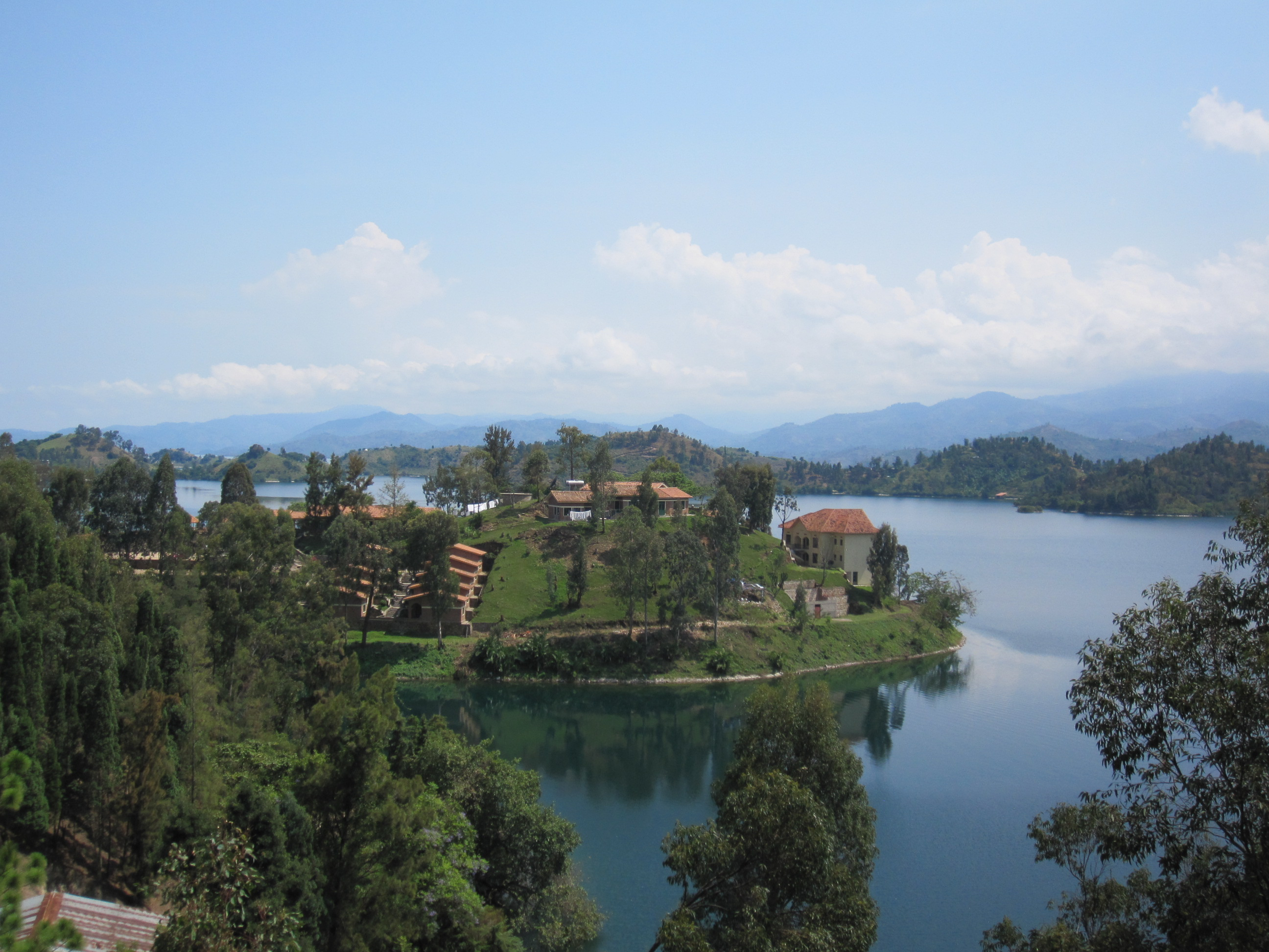 Hotel Bethanie, Kibuye, Lake Kivu