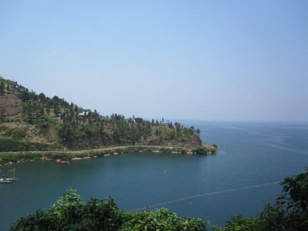 More Lake Kivu