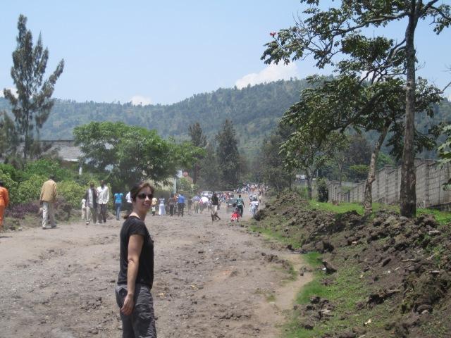 Rwandan freeway