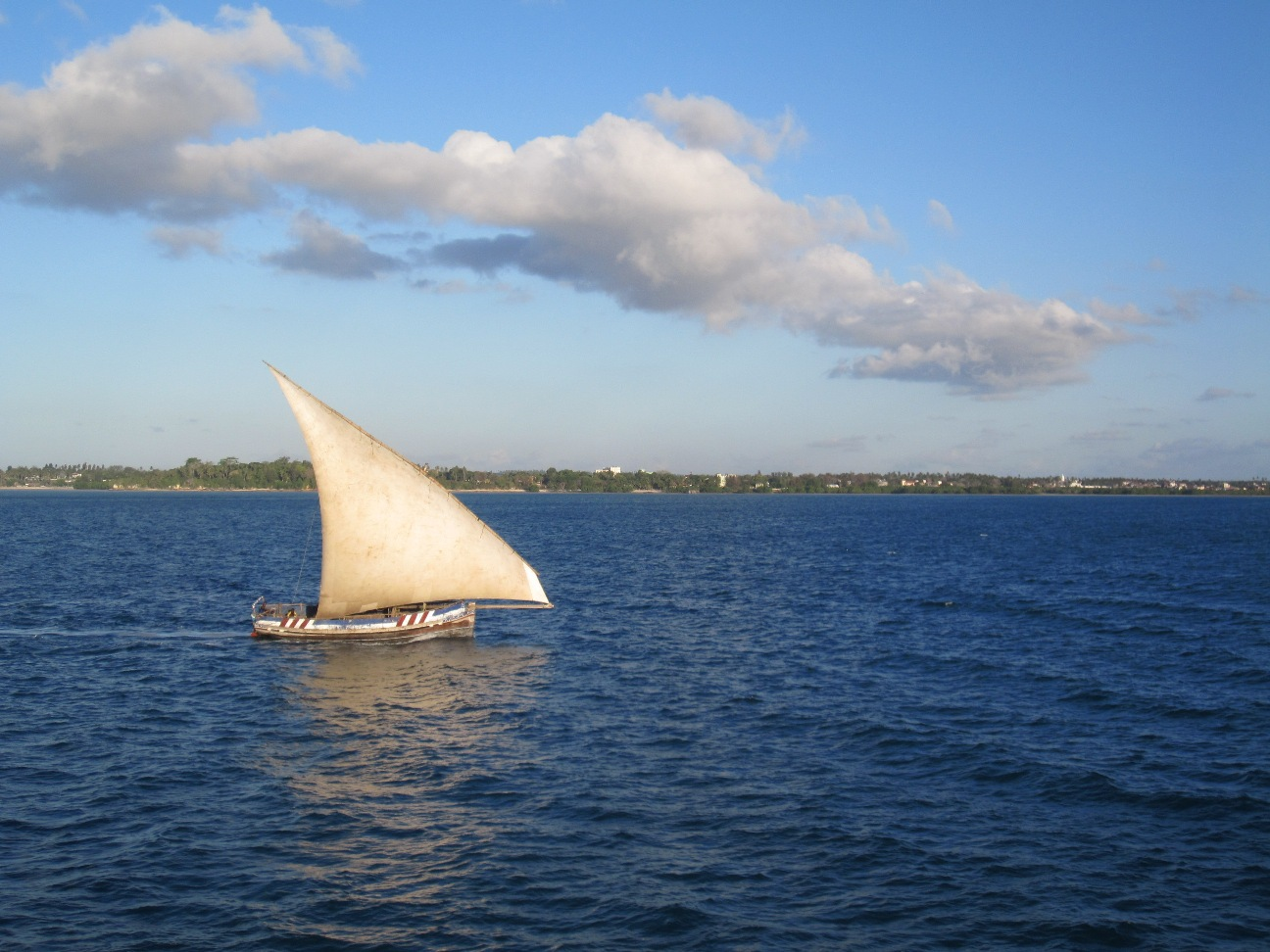 Dhow are you?