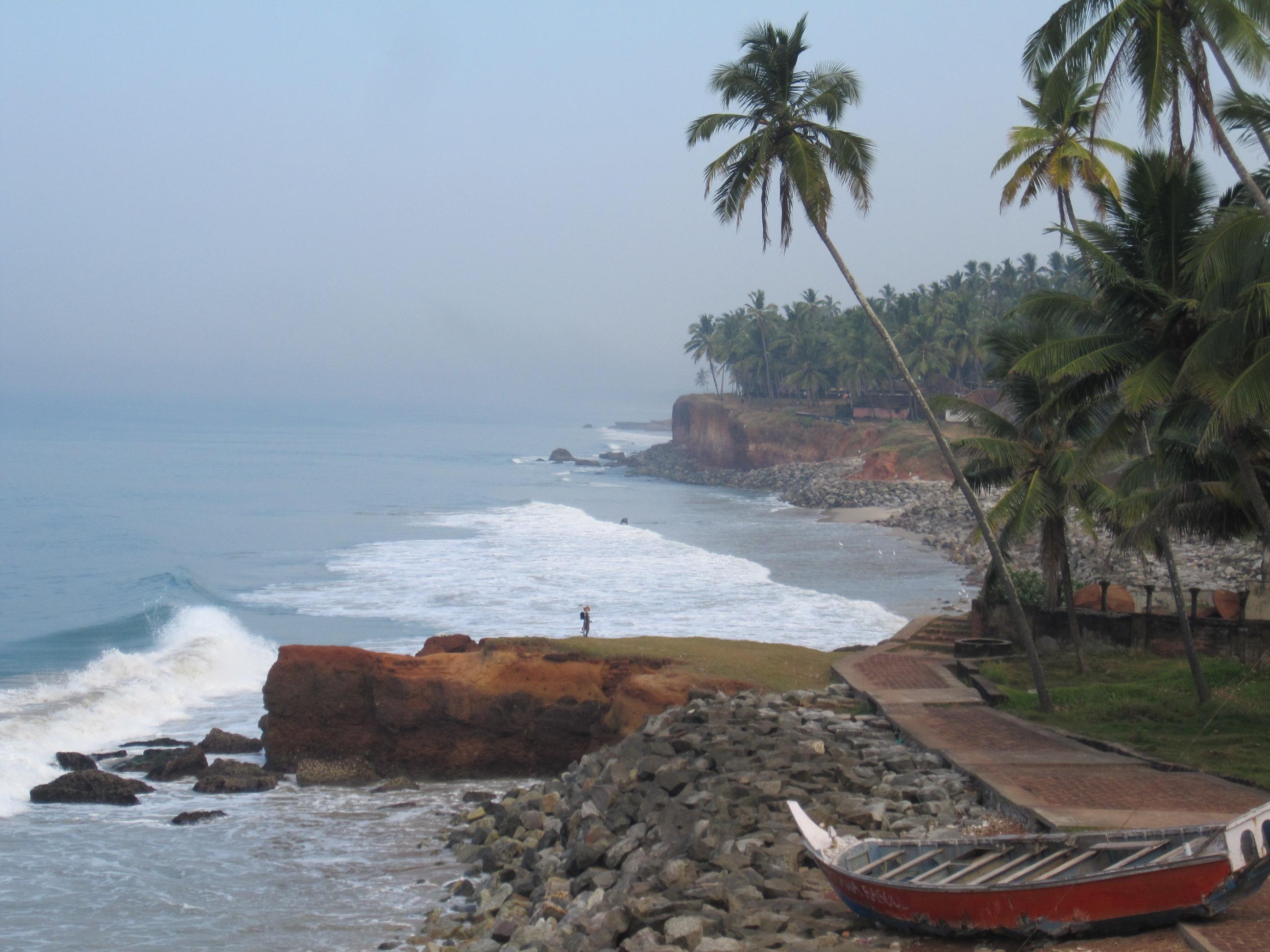 Near Odayam Beach