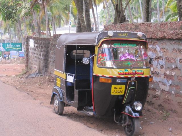 Rickshaw, aka Auto-rickshaw