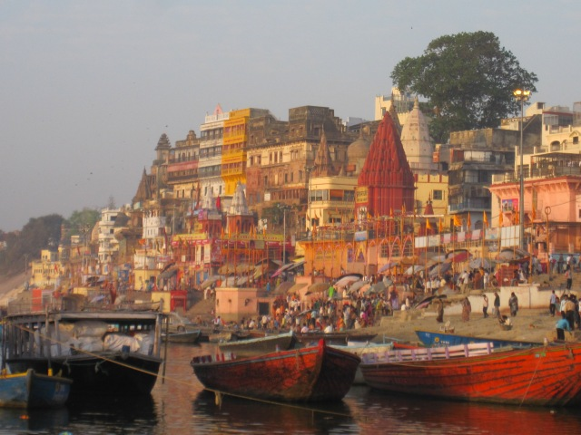 Colourful Varanasi