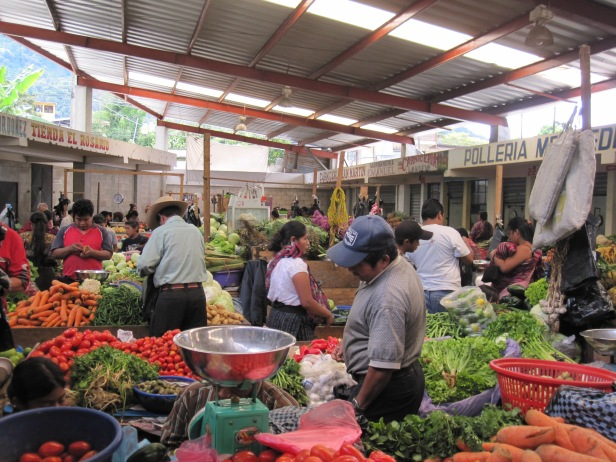 Grocery shopping in Pana