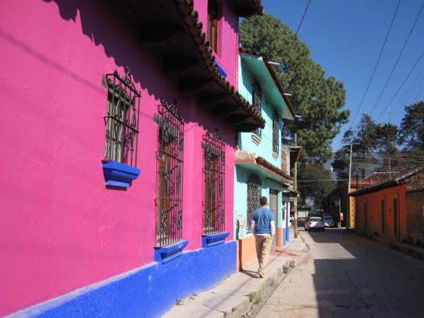 Festive San Cristobal