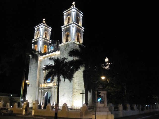 Church in Vallodolid
