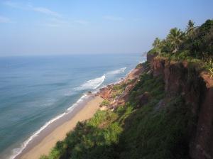 Cliffs of Varkala