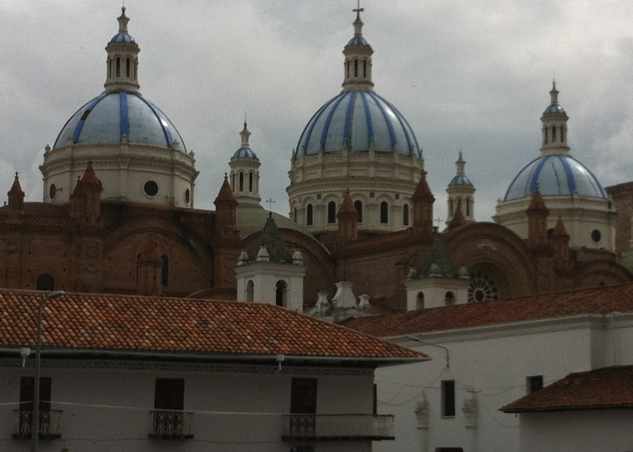 Majestic old churches, everywhere you looked!
