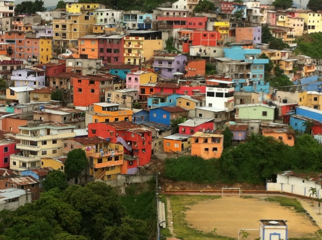 Hills of Guayaquil