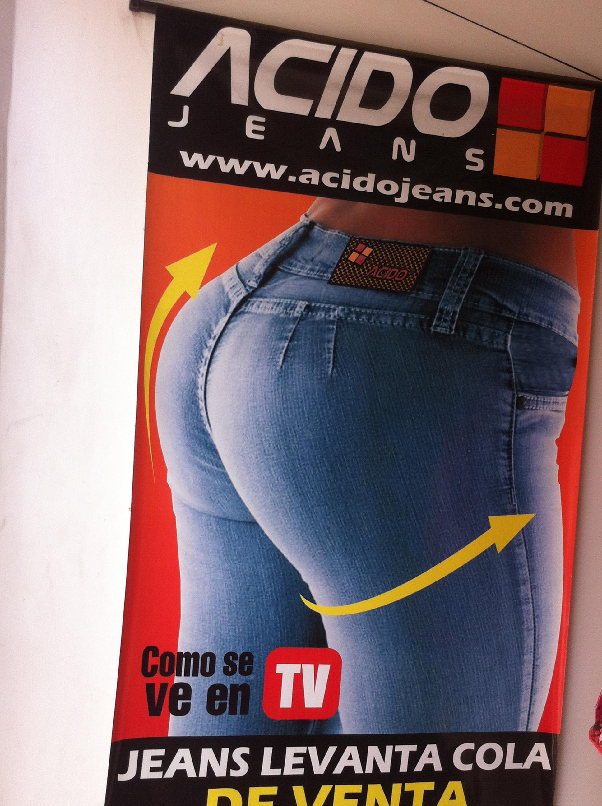 Magic jeans