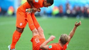 Dutch cramp
