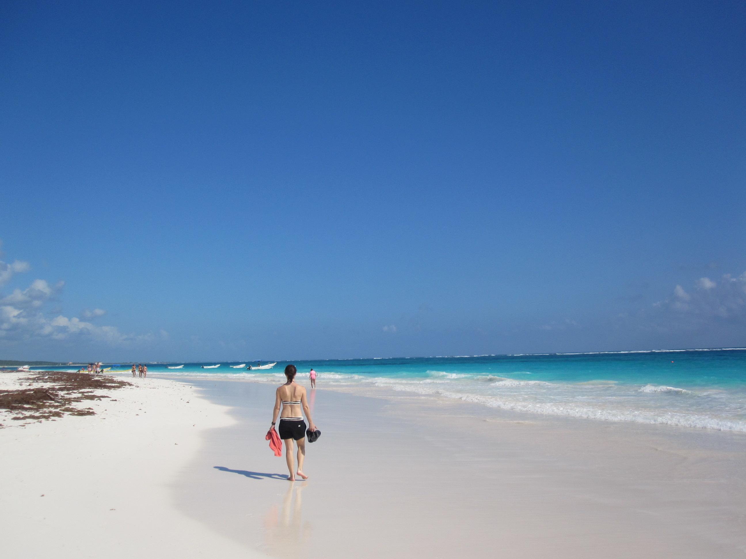 Now that's a beach