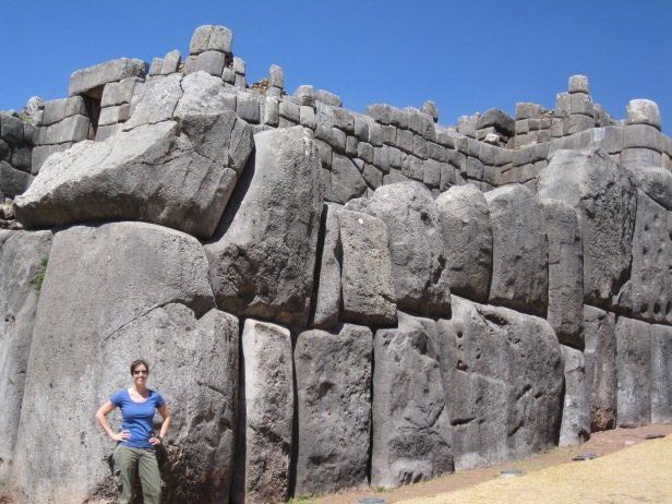 Sacsayhuaman, or Sexy Woman