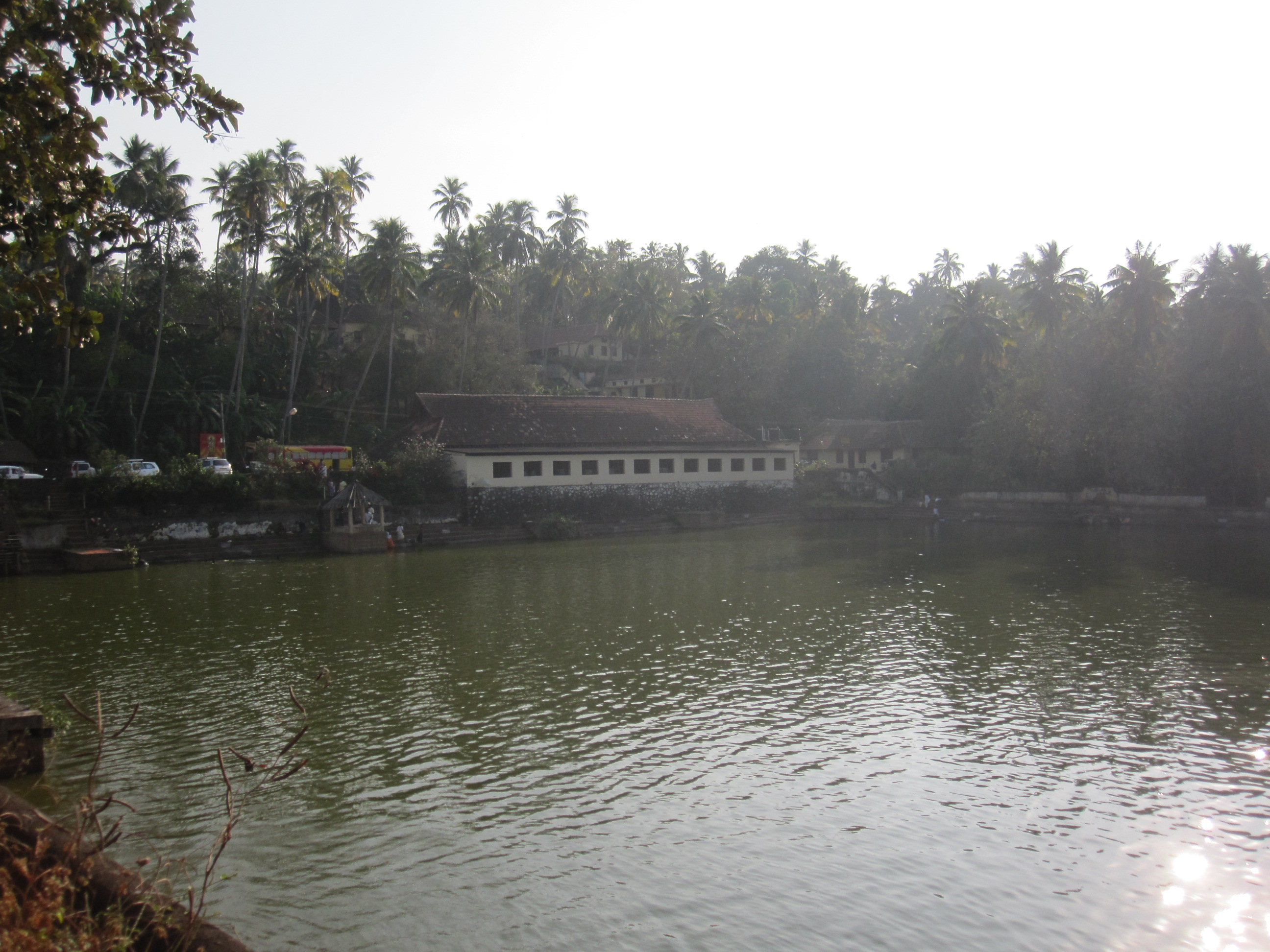 The Temple Tank