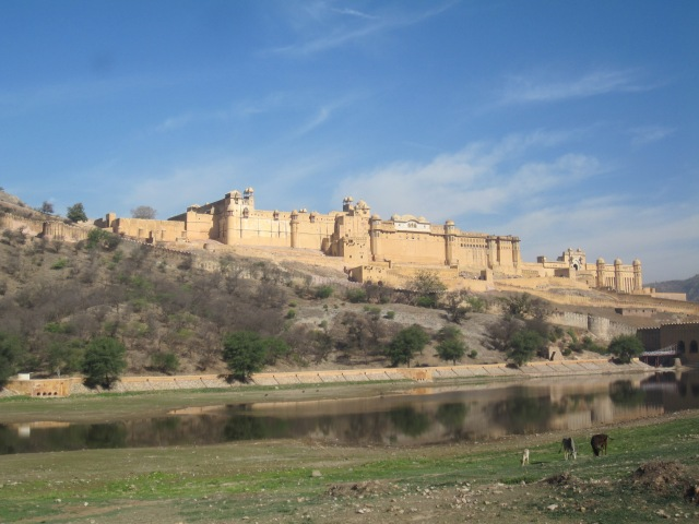 Amber Fort - outside