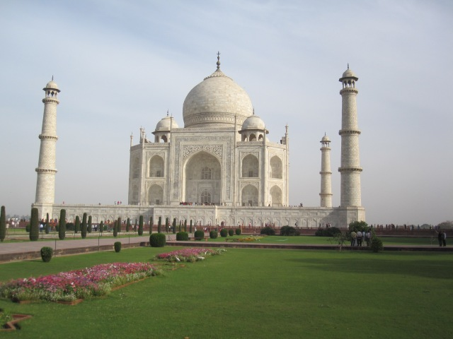 The Taj, I believe it is called