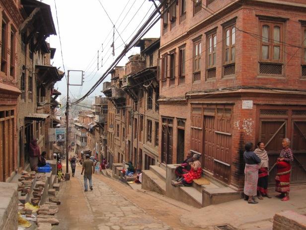 Old Bhaktapur