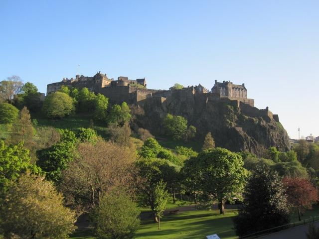 Castle of Edinburgh