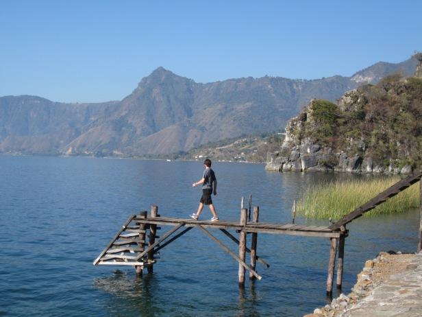 El swimming dock