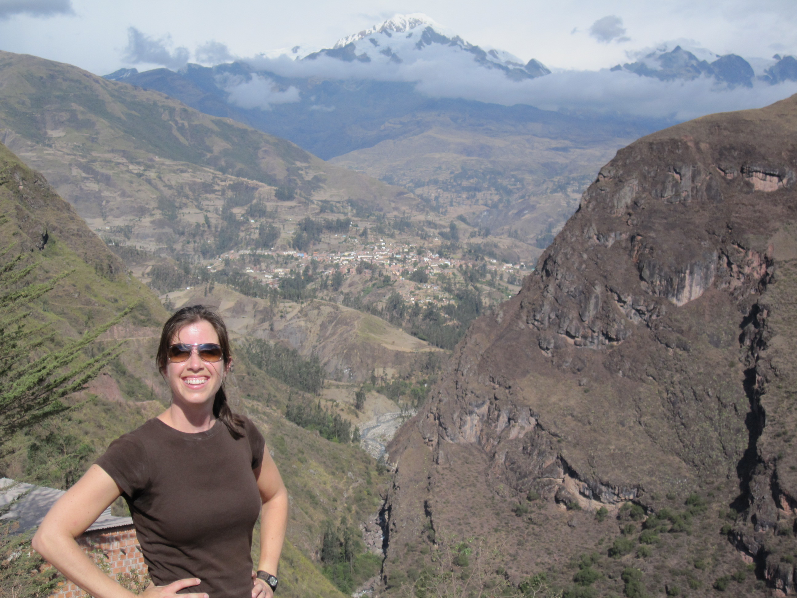 Sorata valley