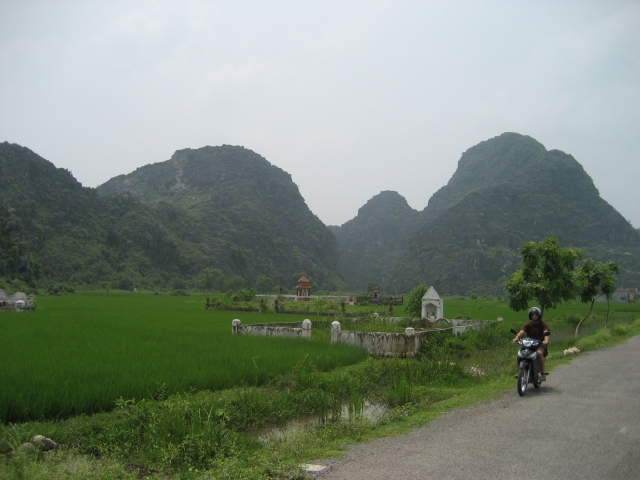 Backroads of Ninh Binh