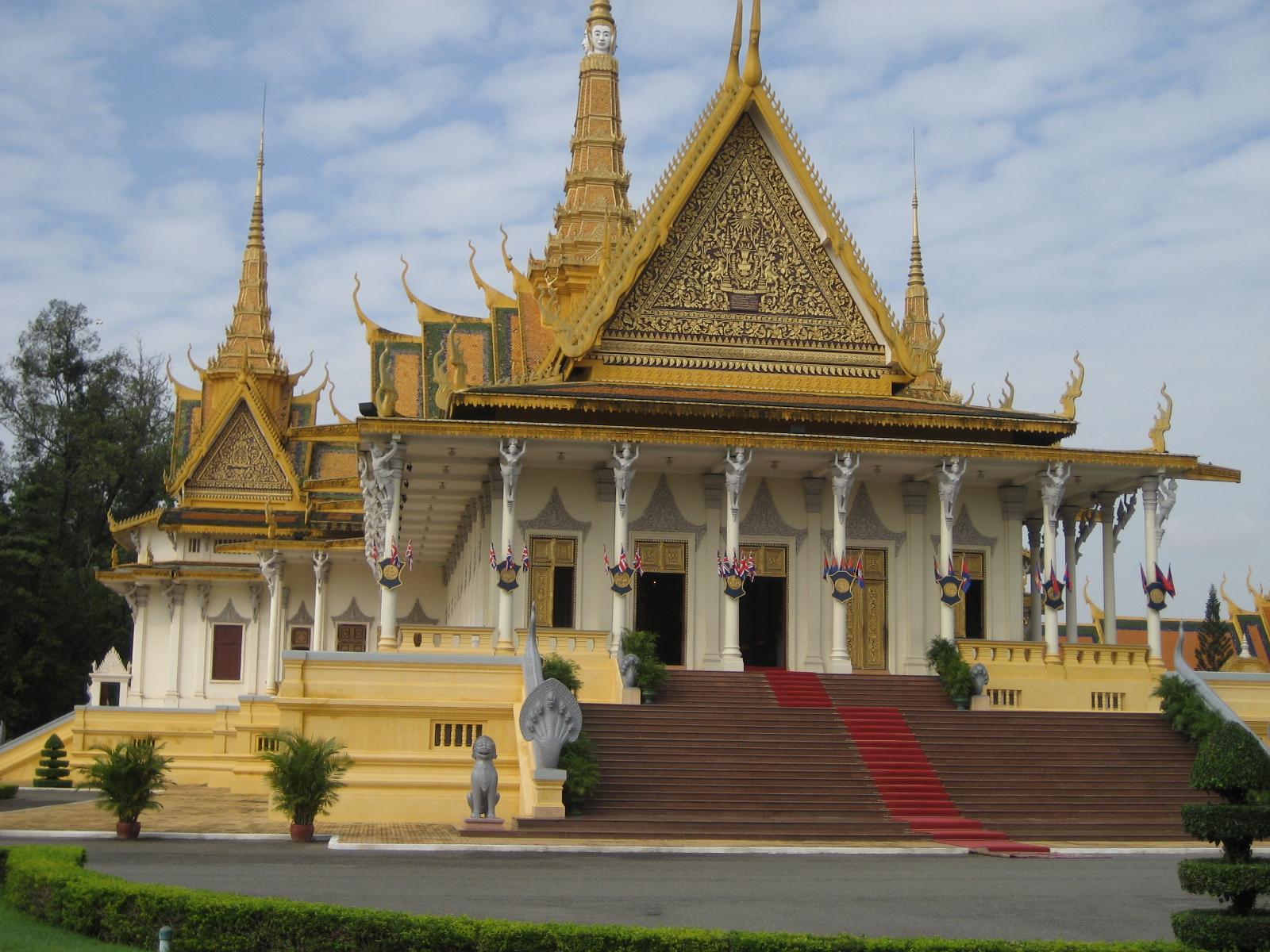 Phnom Penh palace