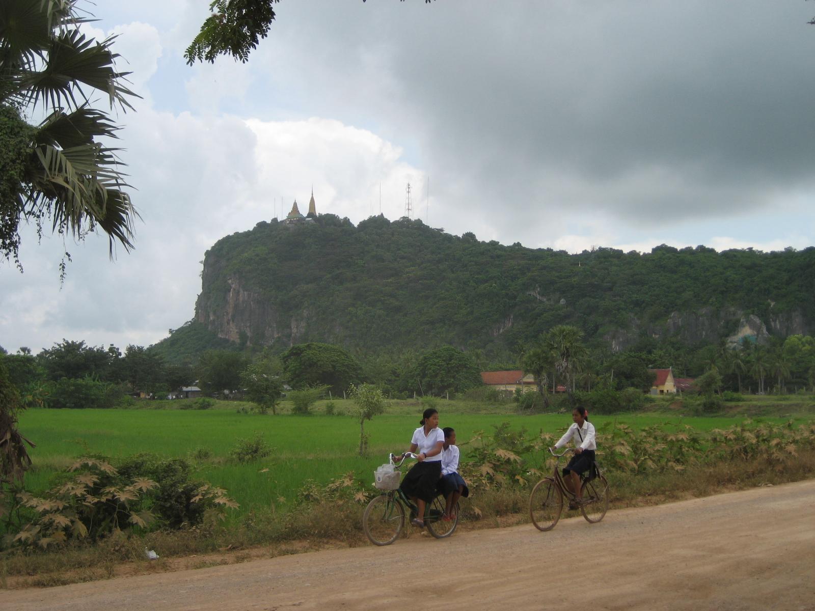 Around Battambang