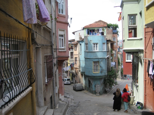 The Jewish quarter of Balat