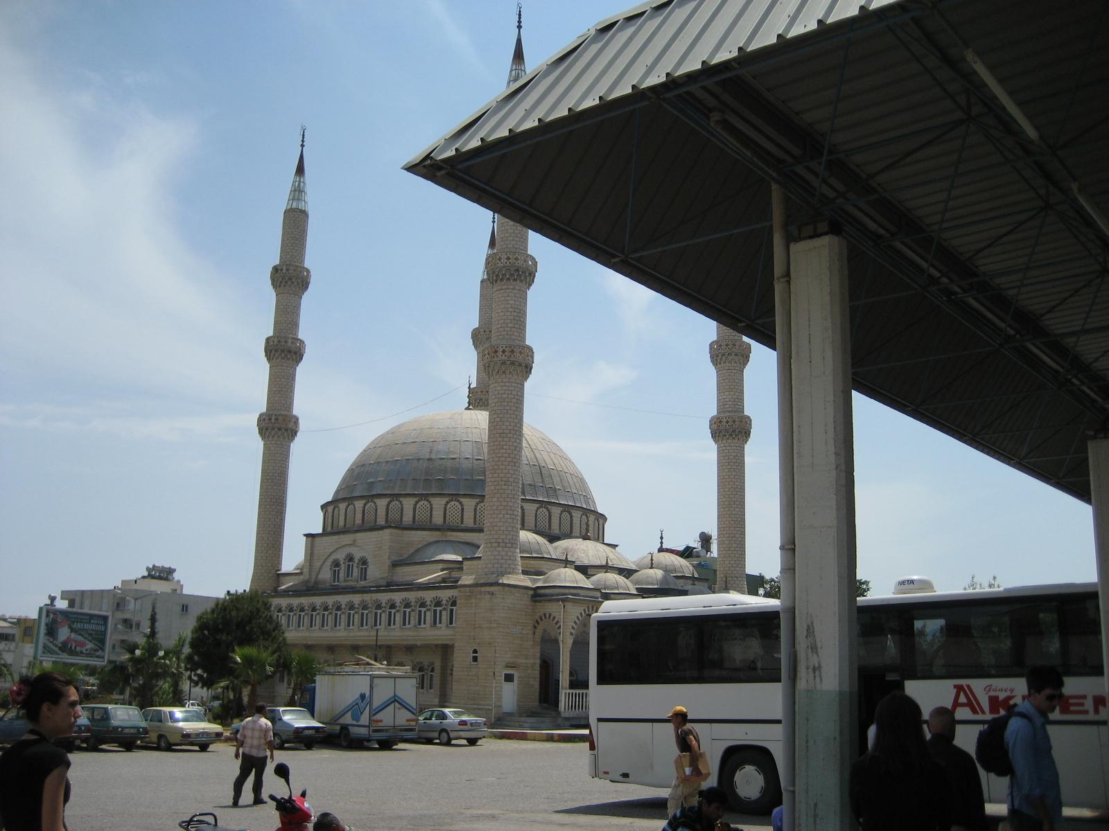 Turkish bus stations