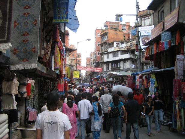 The Mean Streets of Kathmandu