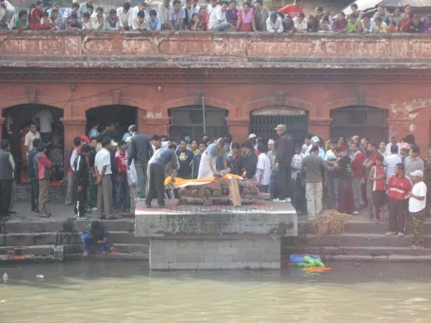 Funeral ghat