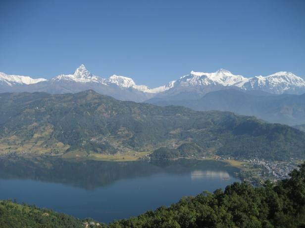 Pokhara area