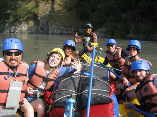 The Raft Gang