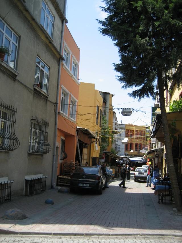 Backstreet Istanbul