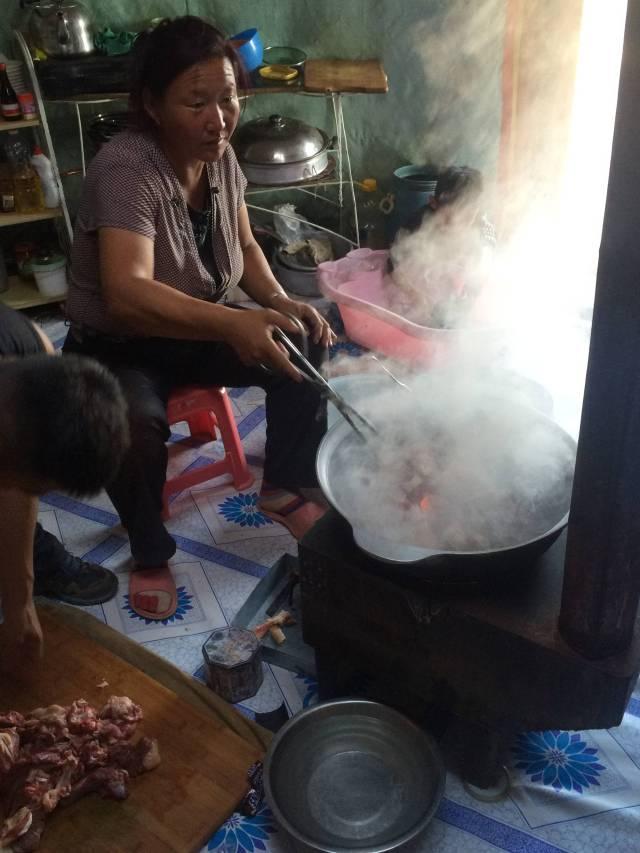 """Mongolian """"BBQ"""""""