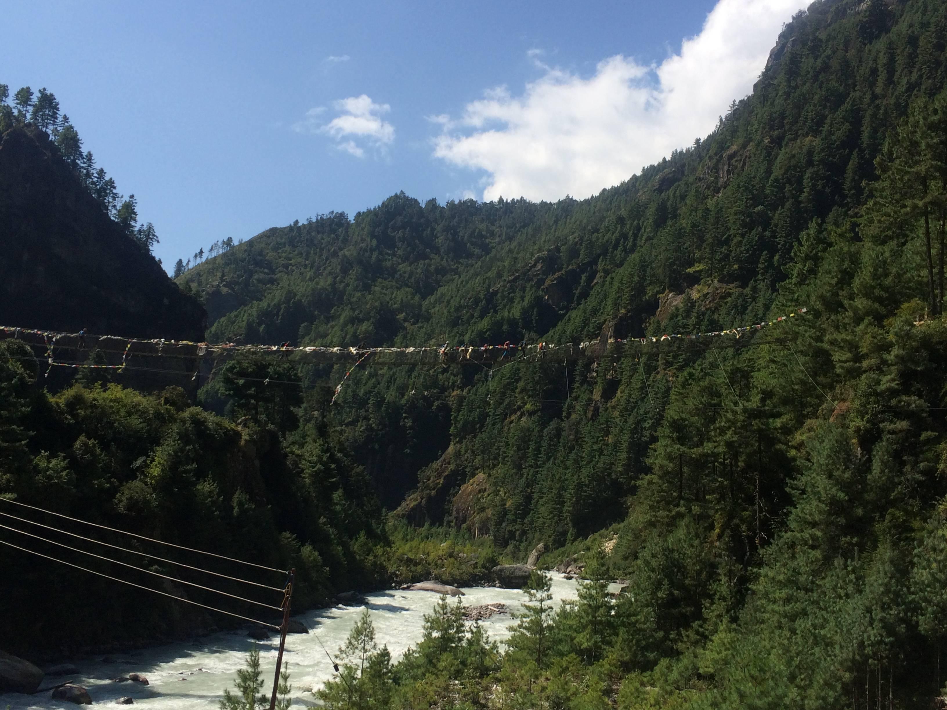 Bridge crossings