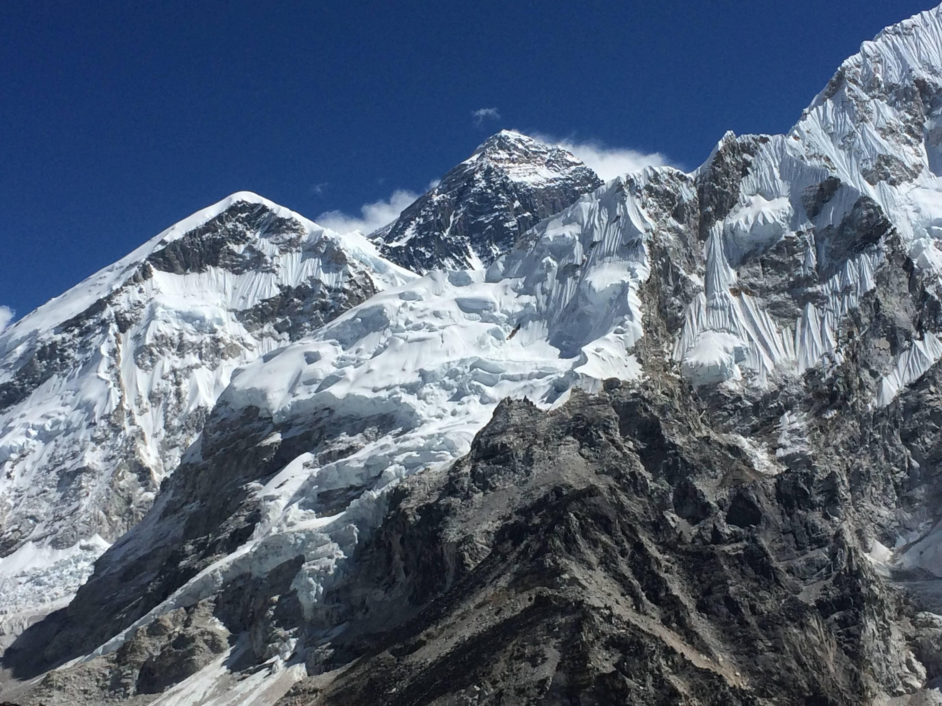 Mt. Everest (middle)