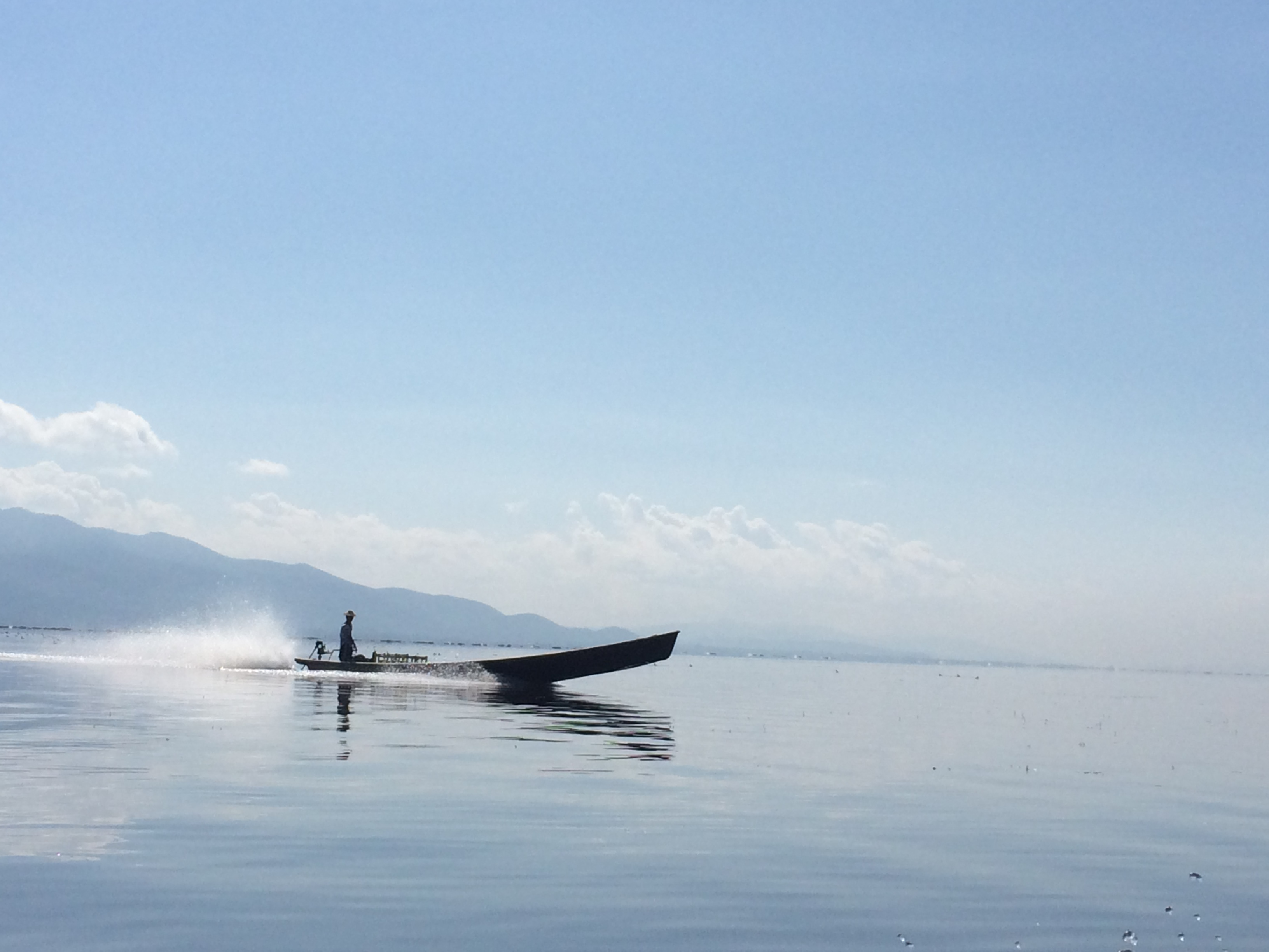 Fishermen, going places