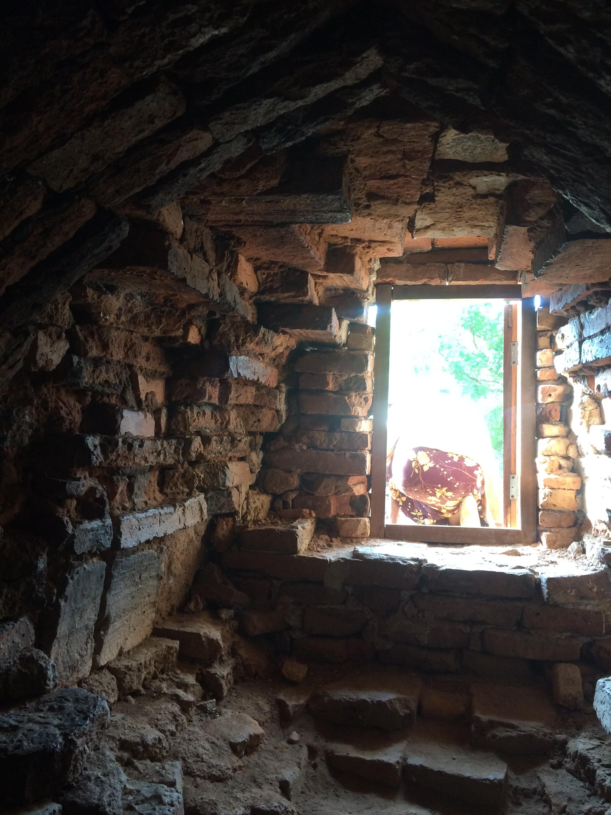 Deep inside the bat cave