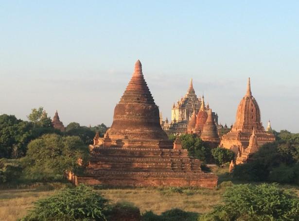 So many stupas