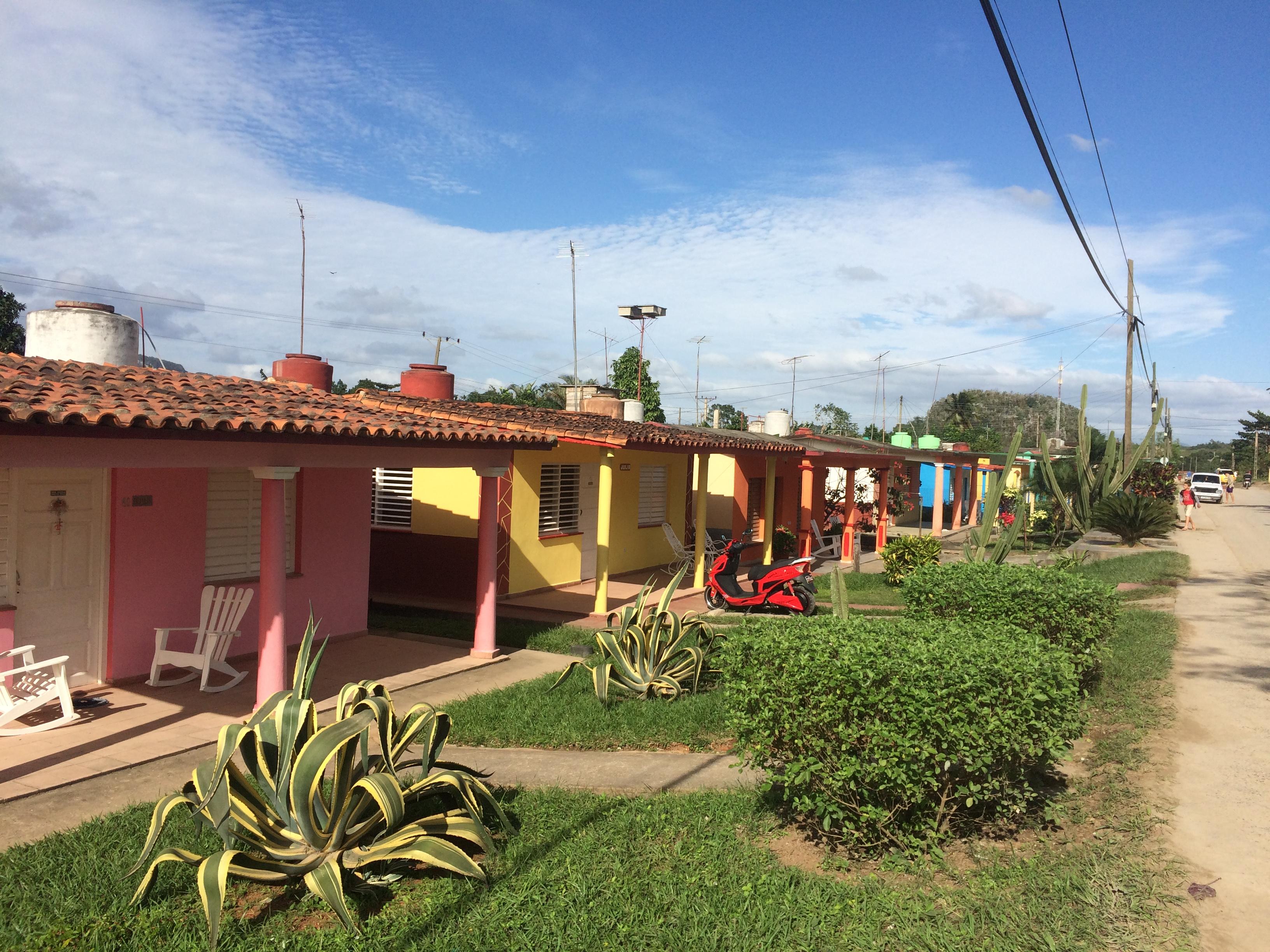 Casa Row in Vinales