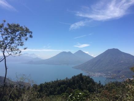 View from Parque Chuiraxamolo