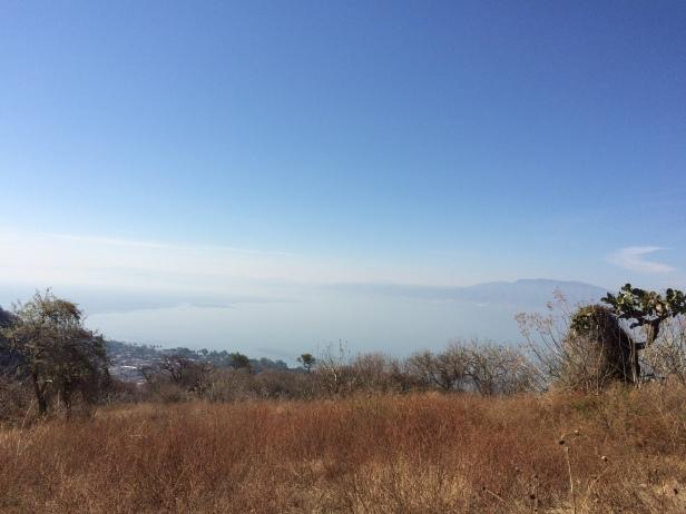 Hiking the Camino Sagrado
